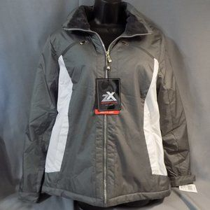 All weather jacket with removable hood